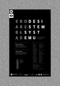 Eroare de sistem exhibition at the Art Museum