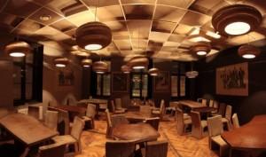 L'Atelier cafe interior decoration