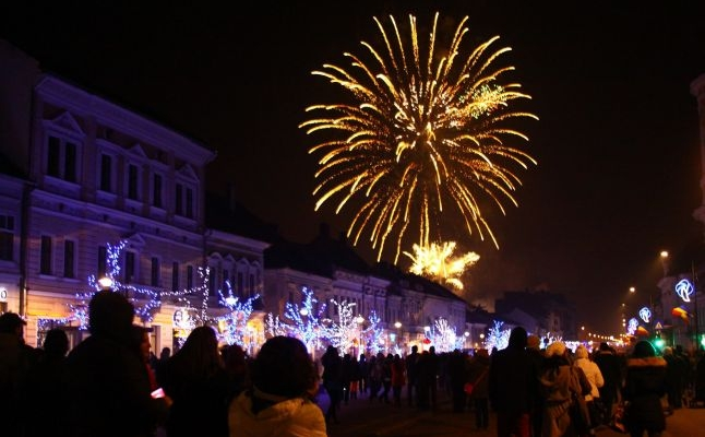 New year's Cluj
