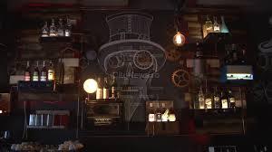Steampunk Bar In Europe Transylvania Hostel