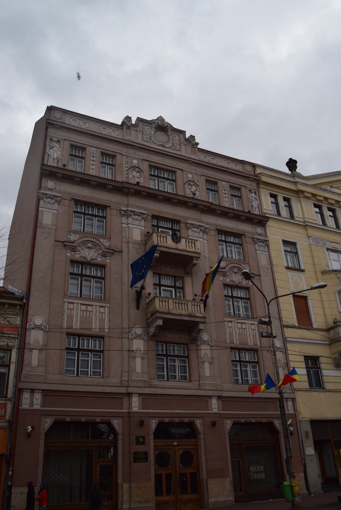 Architecture of Cluj - Secession - Eclecticism.