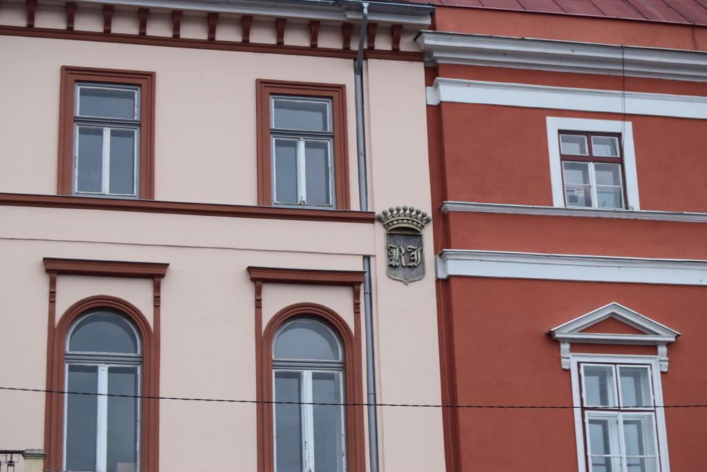 Architecture of Cluj Rhédey jános