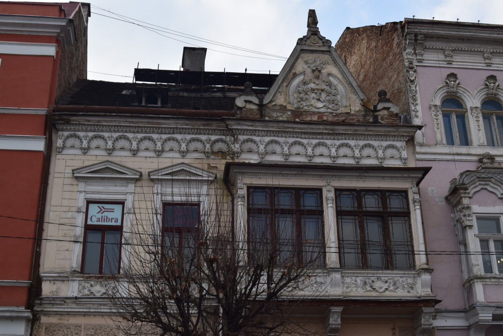 Architecture of Cluj - Rococ, Baroque, Eclecticism.