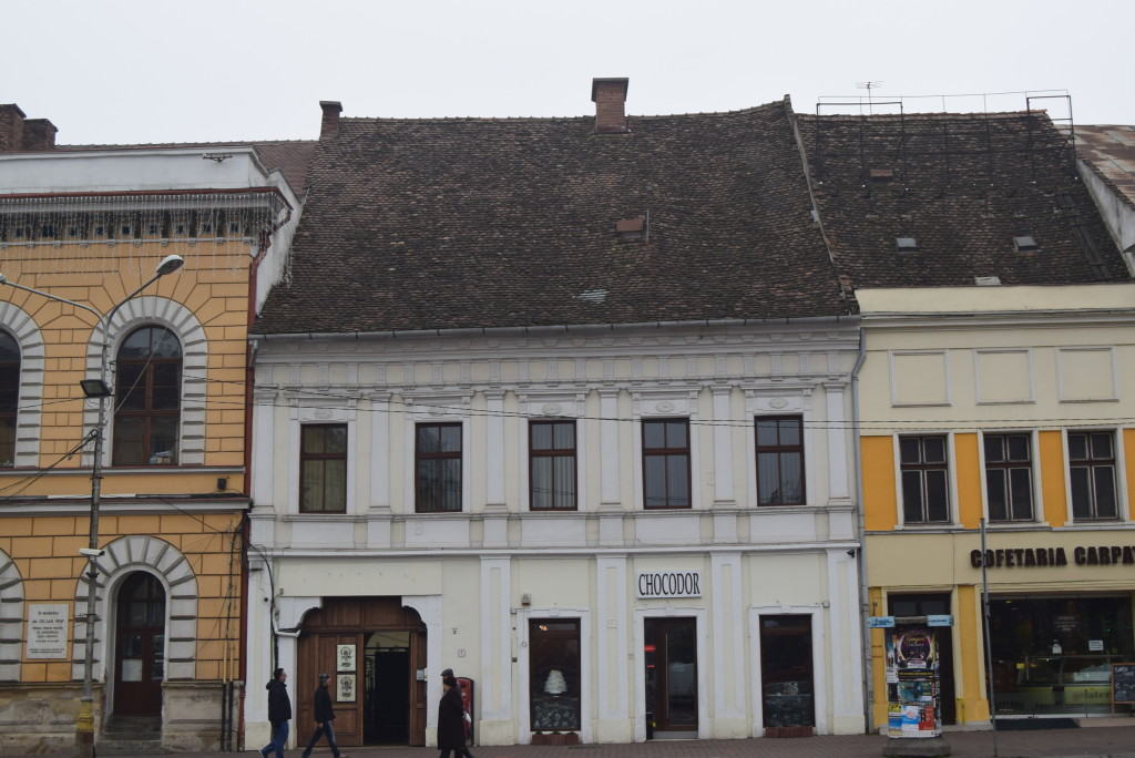 architecture in cluj - Baroque