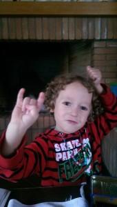 kid metal