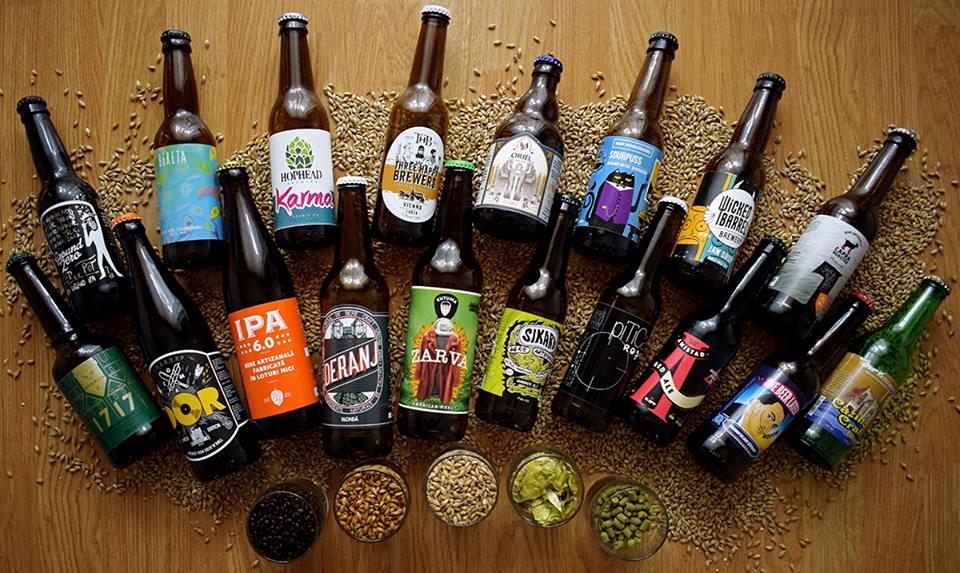 craft beer cluj napoca