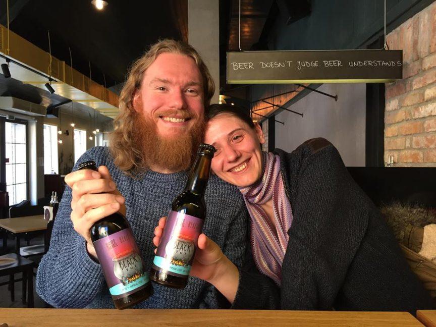 craft beer cluj napoca beerologique Andy & Teo