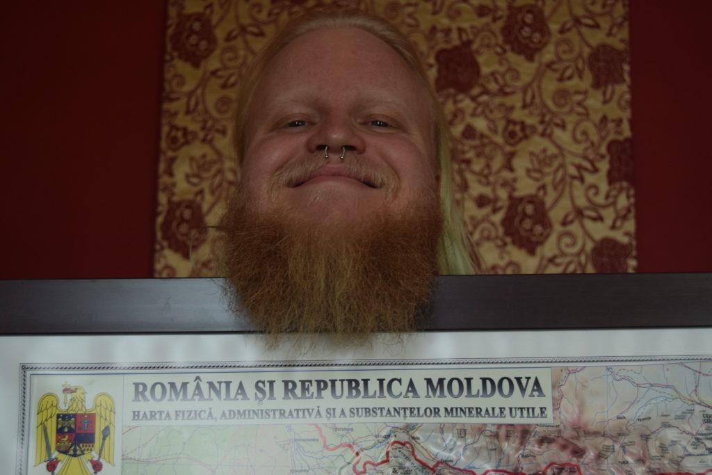 Nick Baker Transylvania Hostel