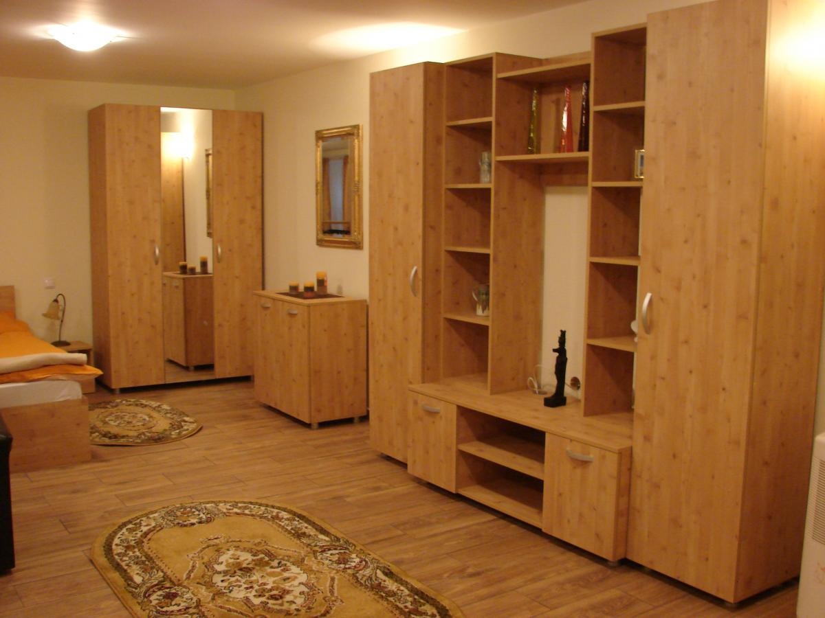 Open Plan Apartment for rent in Cluj center