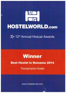 Best Hostel in Romania 2014